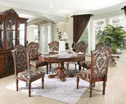 Furniture Of America CM3788RT Lucie Dining Table Set