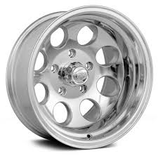 ION ALLOY® 171 Wheels - Polished Silver Rims - 171-6886P-6H