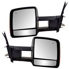 100 Side View Mirrors For Trucks 0717 Toyota Tundra Pickup Truck Set Of Tow Power