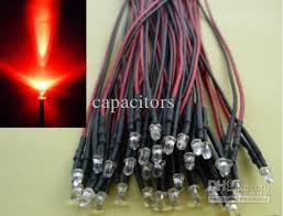2018 3mm leds pre wired led 12v l bulb quality from