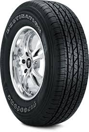 SUV Tires | Confident Tire Handling | Firestone