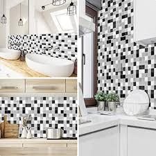 de ruifulex fliesenaufkleber küche landhaus mosaik