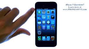 Apple iPhone 5 iOS 6 How do I Turn Silent Mode