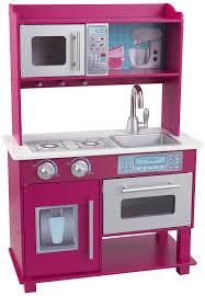 Kidkraft Grand Gourmet Corner Kitchen Play Set by Kidkraft Retro Kitchen Blue Interior Design