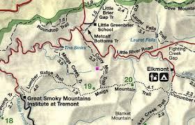 meigs creek trail hike meigs creek trail in great smoky mountains