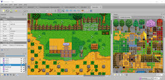 stardew valley modding update and other stuff tiled map editor