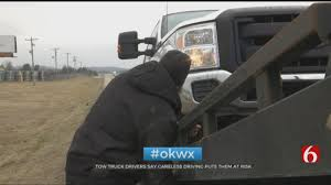 100 Tow Truck Driver Requirements Move Over Or Slow Down S Say News On 6