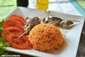 cuisiner le boulgour boulgour pilaf à la turque bulgur pilavi reflex gourmand