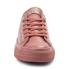 Converse Chuck Taylor All Star Blush Lo Leather Sneaker light