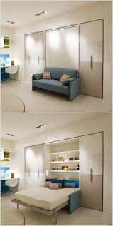 Clei Murphy Bed by Smart Sofa Beds That Save Space With Style