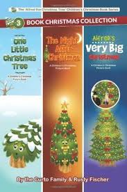 The Alfred Christmas Tree Childrens Book Series 3 Books In One Join