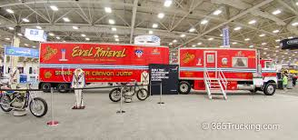 Tour The Evel Knievel Restored Truck At GATS Truck Show 2015 And ... Attended The Gatsgreat American Truck Show Saw Some Cool Trucks Gats Great Trustockimagescom Gats 2013 In Dallas Tx By Picture Ccpi Exhibiting At Here Is A Recap Of Trucking Photos Day 2 Pride Polish Aug 2527 Brigvin California