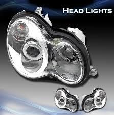 06 c230 projector headlights hid mercedes forum