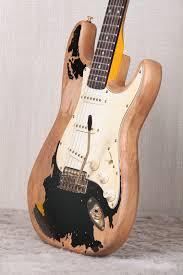 Fender John Mayer Black1 Stratocaster