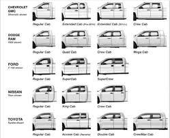 truck cab sizes 2018 2019 car release specs price