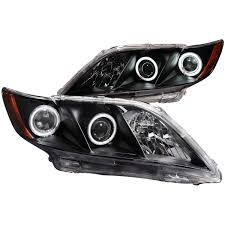 2007 2009 toyota camry halo projector headlights 8