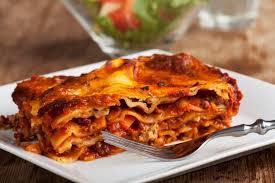 jeux de cuisine lasagne à la bolognaise classiques