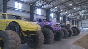 100 Monster Trucks Denver Truck Rally Rumbles Into Montrose