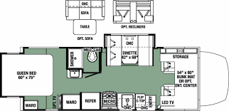 Coachmen Class C Motorhome Floor Plans by New Or Used Class C Motorhomes For Sale Rvs Near Columbia