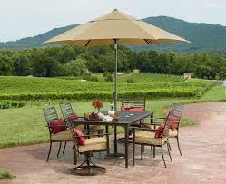 Grand Resort Patio Furniture by Grand Resort Sr14005 Gardiner 7 Piece Slat Dining Set Limited