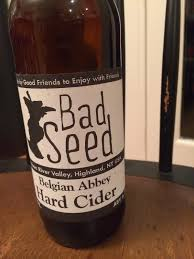 Ace Pumpkin Cider Calories by Along Came A Cider Cider Review Bad Seed U0027s Belgian Abbey Hard Cider