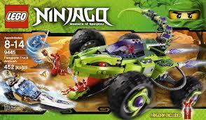 100 Fangpyre Truck Ambush Amazoncom LEGO Ninjago 9445 Toys Games