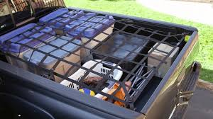 Truck Bed Nets Accessory Pack For Your Cargo Nets Quarantine Restraints Best 25 Truck Bed Accsories Ideas On Pinterest Toyota Truck 19972017 F150 Covercraft Pro Runner Tailgate Net Excluding Pickup Atamu Amazoncom Highland 9501300 Black Threepocket Storage Heavy Duty Short Bed Sgn100 By 4x6 Super Bungee Keeper 03141 Zipnet Adjustable Camo Haulall Atv Rack System Holds 2 Atvs Discount Ramps 70 X 52 The Best Rhino Lings Milton Protective Sprayon Liners Coatings And