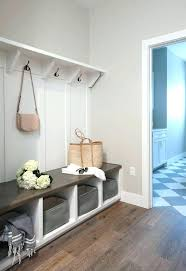 Mud Room Bench With Storage Mudroom Plans Entryway And Coat Rack