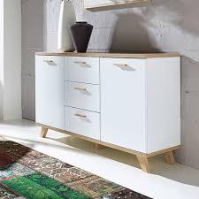 wohnzimmer sideboard farina in weiß
