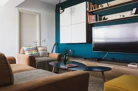 die schönsten wandgestaltungen für das wohnzimmer eine