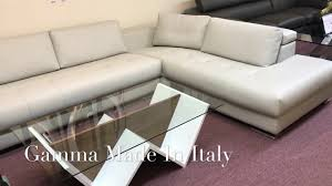 Chateau Dax Leather Sofa Macys by Chinatown Furniture Sectional Sofa Herman By Gamma Youtube