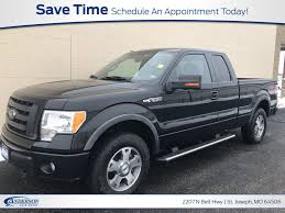 100 Trucks For Sale In Missouri Used 2010 D F150 4WD SuperCab 145 FX4 Stock S3575C