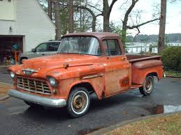 1955 Chevy Truck | Thread: 1955 Chevy Pickup 3100 Runs & Drives GOOD ... 1955 Chevy 3100 Stepside Pickup Truck Stock Photo 28439827 Alamy Cameo Hot Rod Network Chevrolet 3600 Gateway Classic Cars 299hou 2 Year Backyard Rebuild Step By Youtube Chevy Truck Cookees Drivein 55 59 195558 The Worlds First Sport 57 Unique Walk Around Second Series Chevygmc Brothers Parts David Lawhuns 1st Ute V8 Patina Faux Custom In Qld Nice Awesome Other Pickups Pickup