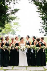 Don t Miss These 22 Black Bridesmaid Dresses for Your Fall and
