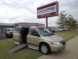 2007 Chrysler Town & Country Touring Braun Entervan - 7R315561 ...