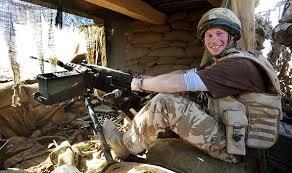 Germanys Most Decorated Soldier Ever by Prince Harry Joins Deadly U0027boar Terminator U0027 On German Hunt Will