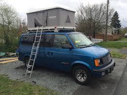 Campervan Rental Astro Van 1