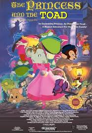 Goblin The Princess And Toad Poster