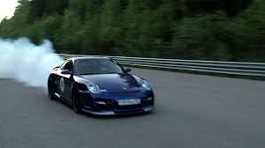 Porsche 911 Turbo 1500 HP — accident