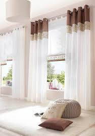 my home vorhang sorel gardine fertiggardine halbtransparent