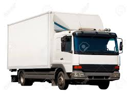 Small Truck Stock Photo, Picture And Royalty Free Image. Image 7613680.