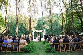 The Strings Of Lights Exterior S Ideas Outside Backyard Rustic Wedding Reception