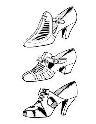 Vintage Shoes Fashionable Womens Footwear From The 20th Century