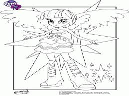 Twilight Sparkle With Wings Coloring Pages Awesome 100 Best Coloring