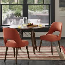 100 Dress Up Dining Room Chairs Nola Chair Set Of 2 Brown Interiors