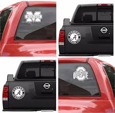 NCAA COLLEGE VINYL Decal Car Truck Window Sticker Graphic Team Logos ... Big Locally Hated Windshield Banner 6x44 Truck Decal Chevy Dodge Business Decals For Car Windows Rear Window Stickers Durable Graphics Oukasinfo Pittsburgh Steelersrear Decalgraphic Lets Print Big Ghibli Totoro Catbus Nekobus Funny Suv Wall Vinyl Legendary Whitetails Buck Walmartcom Amazoncom Vuscapes 747sza Deep Dark Black Beach Sunset 4 Ocean Graphic Van Ebay Best In Calgary Trucks Cars Adhesive Unique Prting Corp Triforce Wingcrest And Windows Sticker Ford Diamond Plate Gatorprints