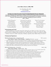 Weblogic Administration Sample Resume 2 Project Manager Inspirational Construction