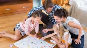 Family Play Board Game