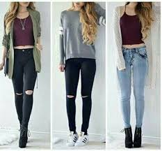 Best 25 Teenage Girl Outfits Ideas On Pinterest
