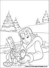 Beauty And The Beast Coloring Pages Select From 27252 Printable Of Cartoons Animals Nature Bible Many More